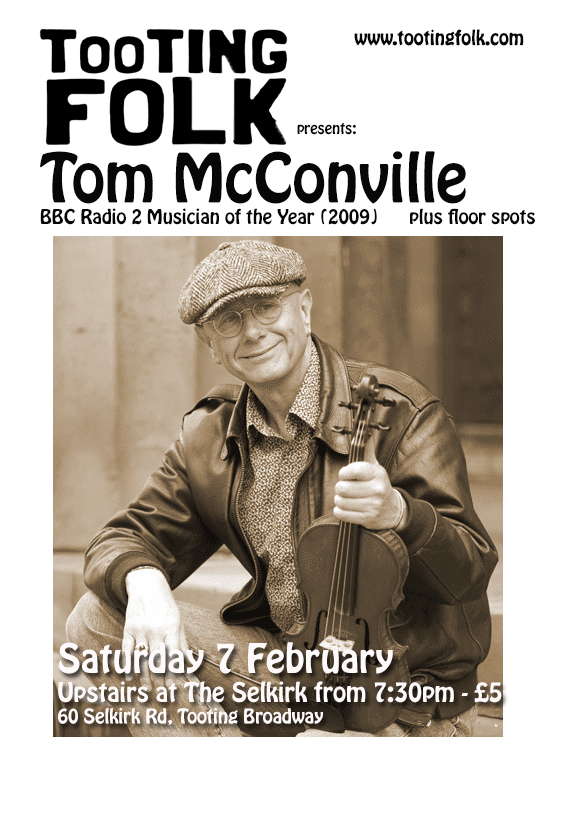 Tom McConville