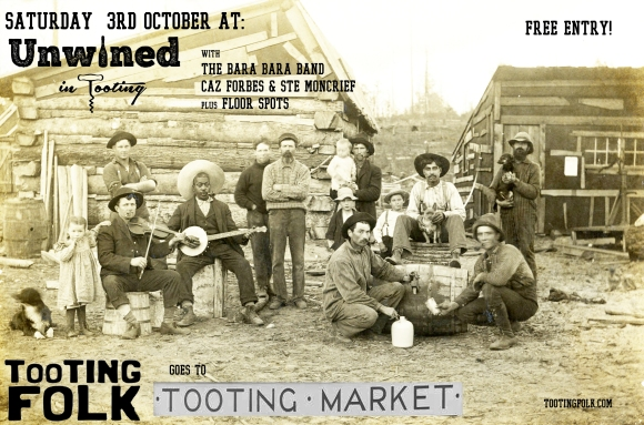 Tooting Folk Oct15