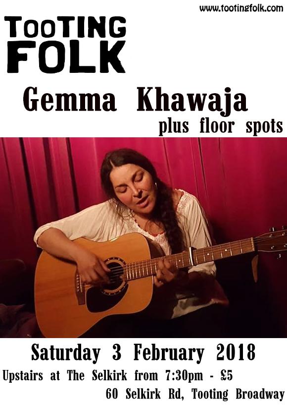 gemma TF poster